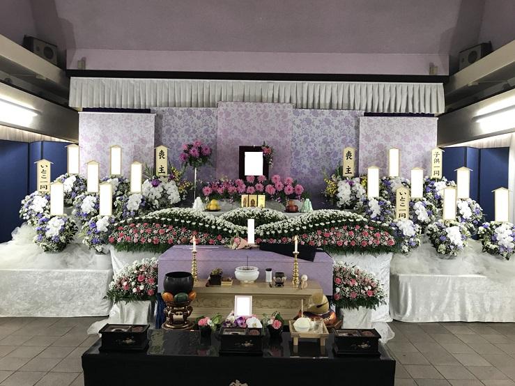 祭壇全体修正